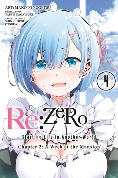 Re:ZERO -Starting Life in Another World-, Chapter 2: A Week at the Mansion, Vol. 4