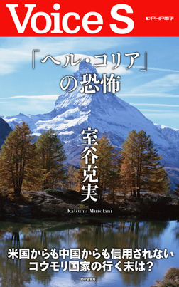 「ヘル・コリア」の恐怖 【Voice S】-電子書籍
