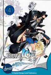 BRAVE 10 Vol. 4