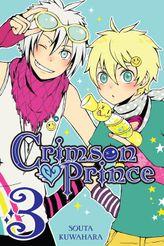 Crimson Prince, Vol. 3