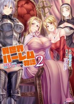 異世界ハーレム物語2 ~王宮美女たちと豪華4P!8P!12P!~-電子書籍