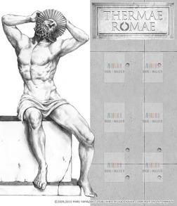 Thermae Romae, Vol. 1 : Bookshelf Skin [Bonus Item]-電子書籍