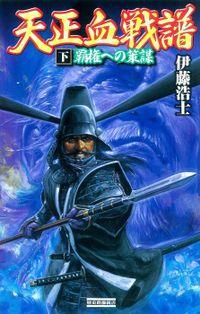 天正血戦譜 下 覇権への策謀
