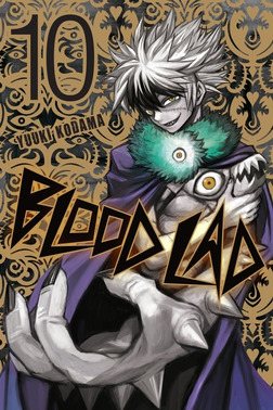 Blood Lad, Vol. 10-電子書籍