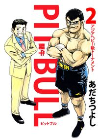 PIT BULL-闘牛-(2)