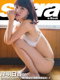 GASUKA(Gカップ明日香秘密情報保護協定) 2 岸明日香55 [sabra net e-Book]-電子書籍