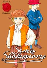 Seven Shakespeares 2