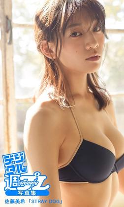 <デジタル週プレ写真集> 佐藤美希「STRAY DOG」-電子書籍