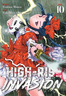 High-Rise Invasion Vol. 10
