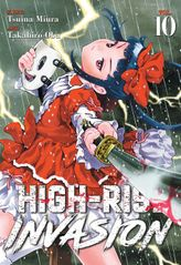 High-Rise Invasion Vol. 10
