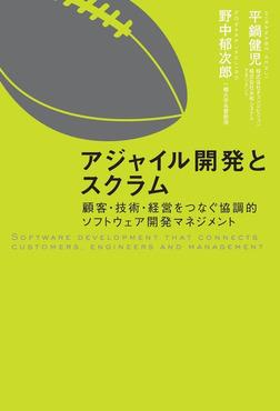 アジャイル開発とスクラム~顧客・技術・経営をつなぐ協調的ソフトウェア開発マネジメント-電子書籍