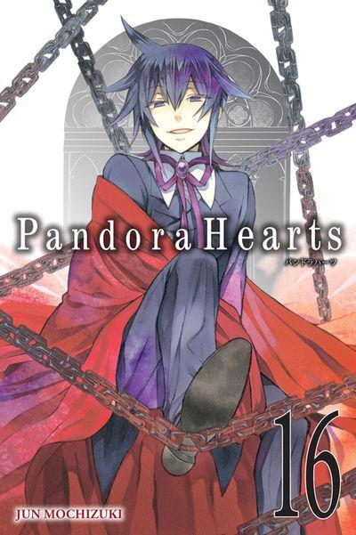 PandoraHearts, Vol. 16
