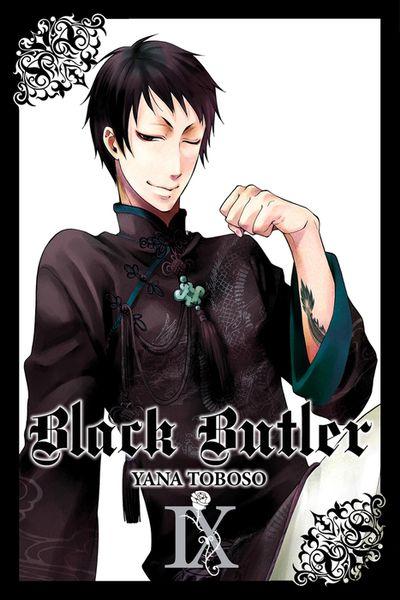 Black Butler, Vol. 9