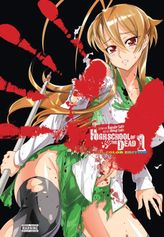 Highschool of the Dead (Color Edition), Vol. 1