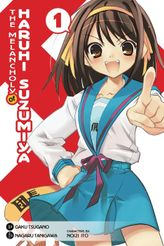 The Melancholy of Haruhi Suzumiya, Vol. 1 (Manga)