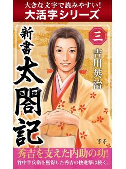 【大活字シリーズ】新書 太閤記 三-電子書籍