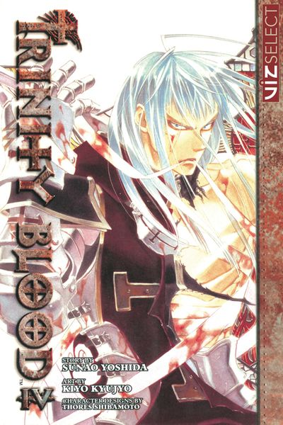 Trinity Blood, Volume 4