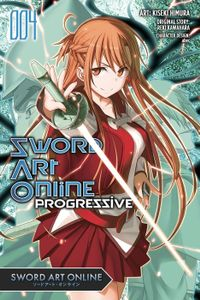 Sword Art Online Progressive, Vol. 4