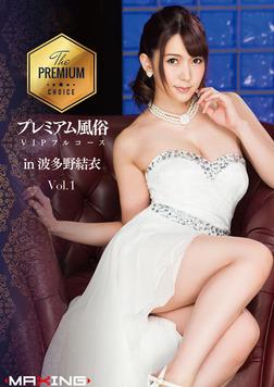 プレミアム風俗VIPフルコース in 波多野結衣 Vol.1-電子書籍