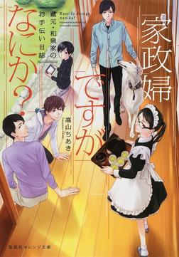 家政婦ですがなにか? 蔵元・和泉家のお手伝い日誌-電子書籍