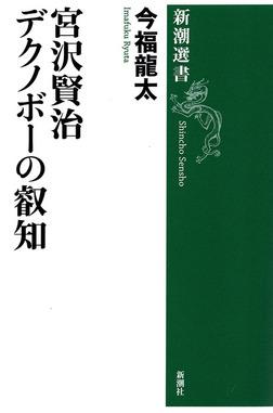 宮沢賢治 デクノボーの叡知(新潮選書)-電子書籍