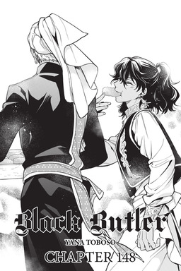 Black Butler, Chapter 148