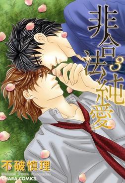 非合法純愛(3)-電子書籍