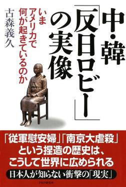 中・韓「反日ロビー」の実像 いまアメリカで何が起きているのか-電子書籍