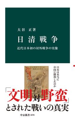 日清戦争 近代日本初の対外戦争の実像-電子書籍