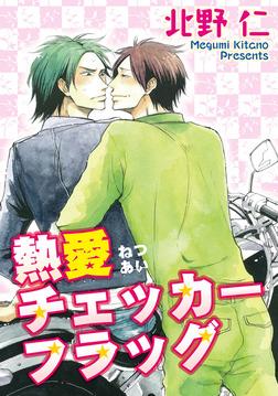 熱愛チェッカーフラッグ【短編】-電子書籍