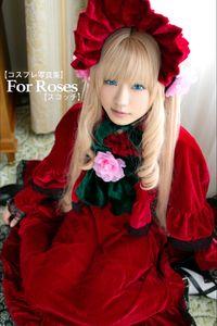 【コスプレ写真集】For Roses【スコッチ】(QH映像)