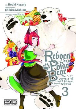 Reborn as a Polar Bear, Vol. 3