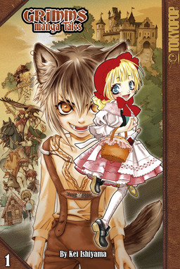 Grimms Manga Tales: Volume 1