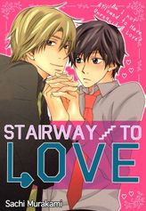 Stairway to Love (Yaoi Manga), Volume 1