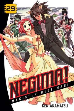 Negima! Volume 29-電子書籍