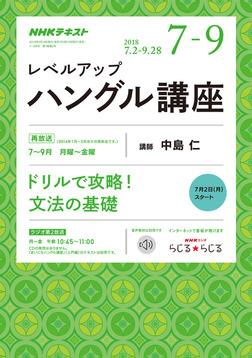 NHKラジオ レベルアップハングル講座 2018年7月~9月-電子書籍