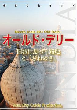 【audioGuide版】北インド003オールド・デリー 〜旧城に息づく路地と「ざわめき」-電子書籍