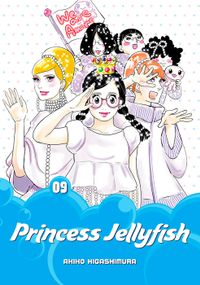 Princess Jellyfish Volume 9