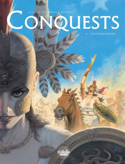 Conquests - Volume 3 - Scythian Blood