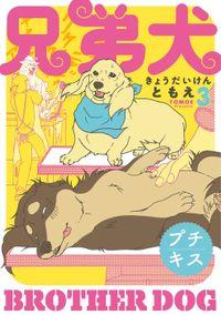 兄弟犬 プチキス(3)