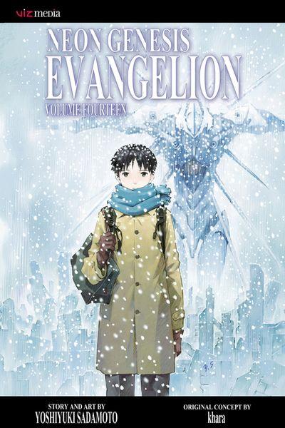 Neon Genesis Evangelion, vol. 14