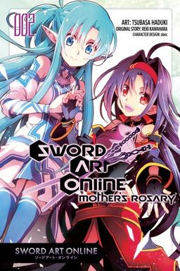 Sword Art Online: Mother's Rosary, Vol. 2