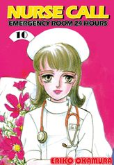 NURSE CALL EMERGENCY ROOM 24 HOURS, Volume 10
