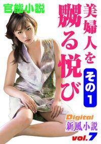 【官能小説】美婦人を嬲る悦び その1~Digital新風小説 vol.7~