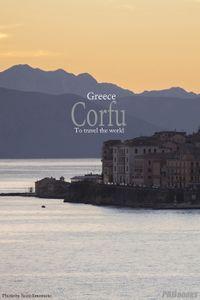 Corfu 写真集