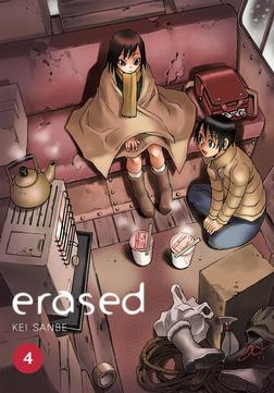 Erased, Vol. 4-電子書籍