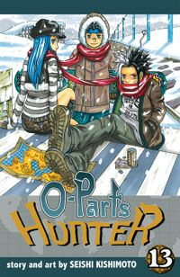 O-Parts Hunter, Vol. 13