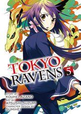 TOKYO RAVENS 5