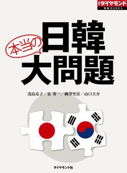 ビジネスマン6000人に聞いた 日韓 本当の大問題-電子書籍