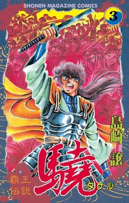 覇王伝説 驍(タケル)(3)-電子書籍